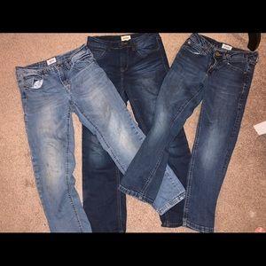 Hudson jeans boy size 8